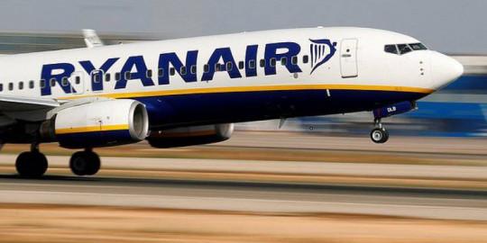 Ryanair,Temmuz'da Dönüyor!