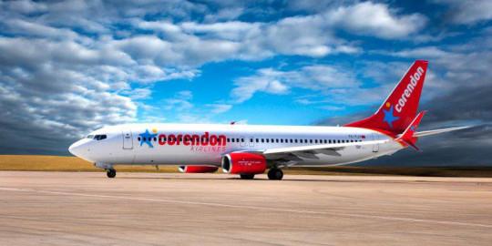 Corendon Airlines,Programını Açıkladı!