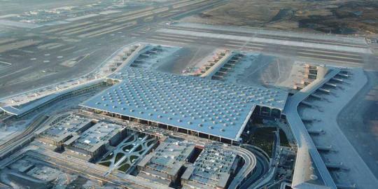 İşte Türk Havalimanlarının 5 Aylık Rakamı!