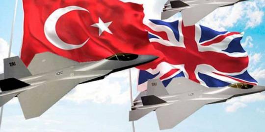 Türkiye-İngiltere'den 8 Uçuş!