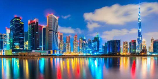 Dubai, O Tarihte Turistleri Kabul Edecek!