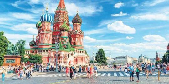 Rusya,E-Vize Hazırlığında!