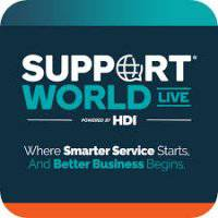 SupportWorld...LIVE Conference & Expo