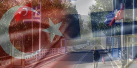Yunanistan, Türkiye'ye Sınırlarını Açıyor!