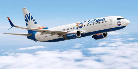 Sunexpress Londra Uçuşlarına Başladı!