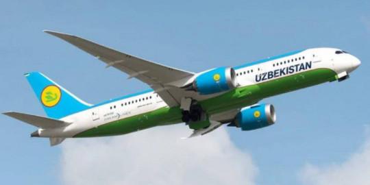 Türkiye-Özbekistan Uçuşları Başlıyor!