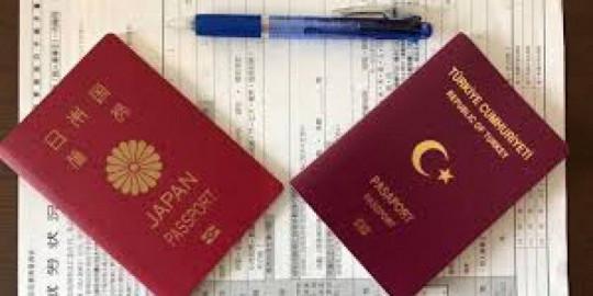 Japonya'dan Türkiye'ye Vize Zorunluluğu!
