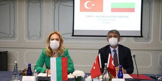 Bulgaristan ve Türkiye Turizm Diplomasisi İçin Görüştü