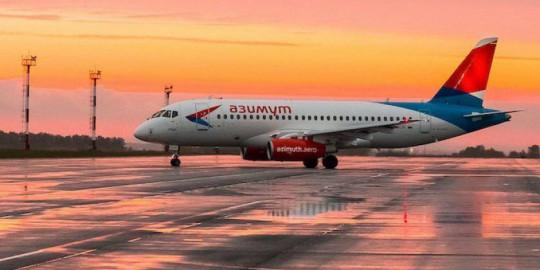 Azimuth Airlines, İstanbul Uçuşlarına  Başladı