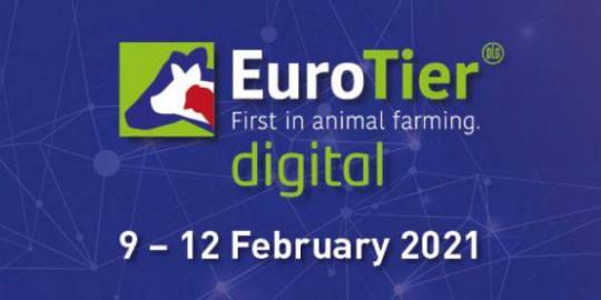 EuroTier 2021 dijital olarak gerçekleşecek.