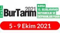 Bursa 13. Uluslararası Hayvancılık ve Ekipmanları Fuarı